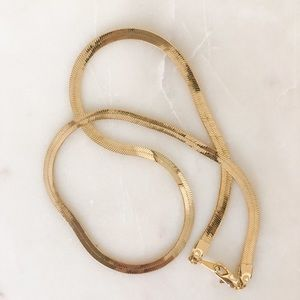 """Jewelry - 16"""" Snake Chain necklace"""
